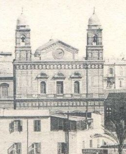 Greek Orthodox Church of the Evangelismos, Alexandria, Egypt, c. 1900